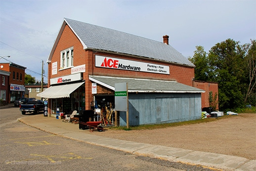 Killaloe Ace Hardware - located conveniently in the heart of Killaloe.