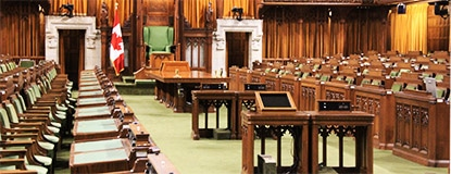 Travel Guide: Parliament of Canada