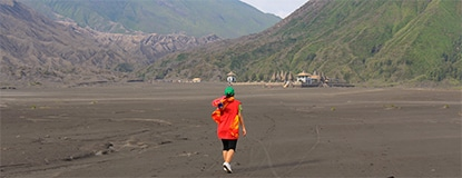 Chasing Places Feature: How to get to Mount Bromo