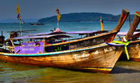How to Get from Ao Nang to Railay