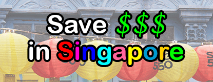 F-Save in Singapore, Chasing Places