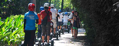 F-Segway Singapore, Chasing Places