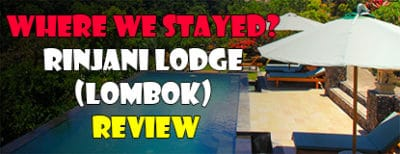 Feature: Rnjani Lodge Review